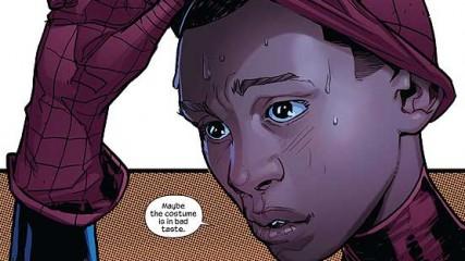 ultimate spider-man dernière polémique