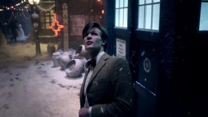 Doctor Who A Christmas Caroll