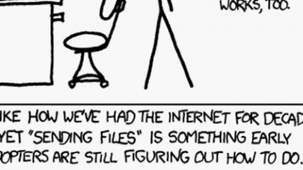 file_transfer cartoon