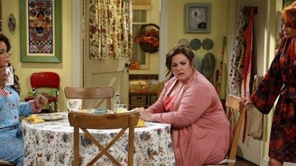 mike and molly cbs review saison 2