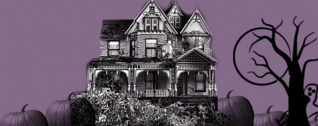 maison hantee 31