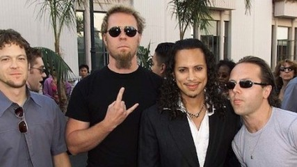 metallica getty images