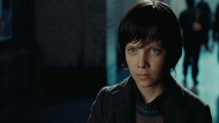 Asa Butterfield, Futur Général de la Flotte Internationale ?