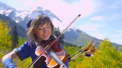 zelda ocarina of time medley au violon !