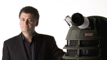 DOCTOR WHO - Steven Moffat