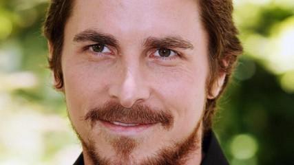 portrait Christian Bale