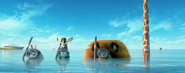 Madagascar 3 le trailer - Girafe dans madagascar ...