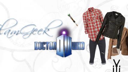 glamgeek et le docteur