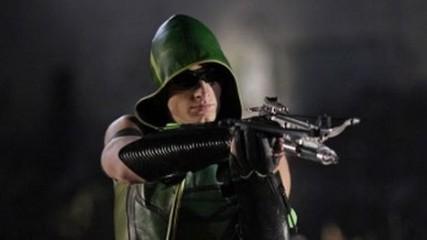 green arrow justin hartley