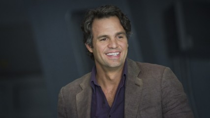 Mark Ruffalo au sourire ultra bright