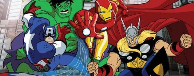 Trailer Pour La Saison 2 Du Dessin Animé Avengers