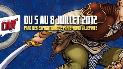 comic con saison 4 2012