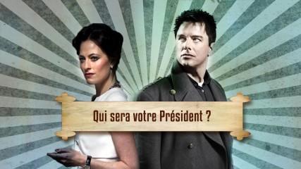 brain présidentielle  second tour élections Jack Harkness Irene Adler