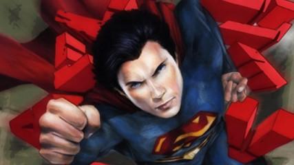 superman revient dans smallville saison 11 en comics et en super héro assumé le 13 avril