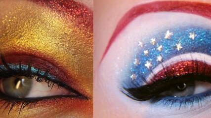 une maquillage inspiré de vos super héros the avengers
