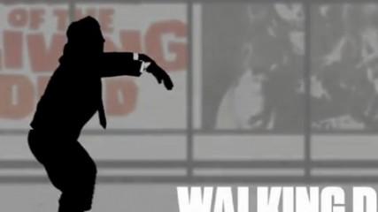 walking dead mad men mash-up