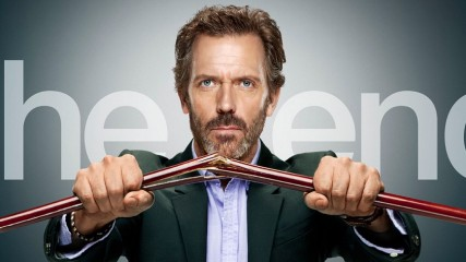House Critique Serie Finale Brain Damaged Une