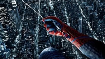 Nouvelle preview  de 4 minutes et nouvelles images de The Amazing Spider-Man