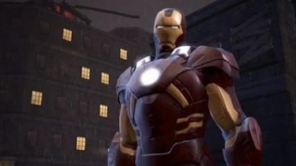 Marvel Heroes le trailer du jeu