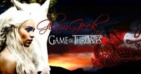 glamgeek quand la mode est inspirée par la khaleesi de Game of thrones saison 2 spécial final