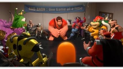 Bande-annonce et images pour Les mondes de Ralph