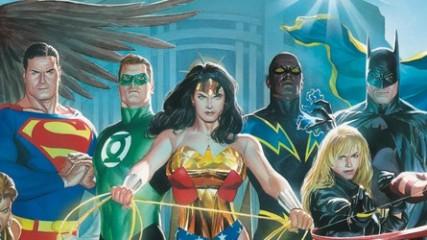 un film justice league en préparation