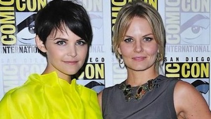 panel comic con pour once upon a time