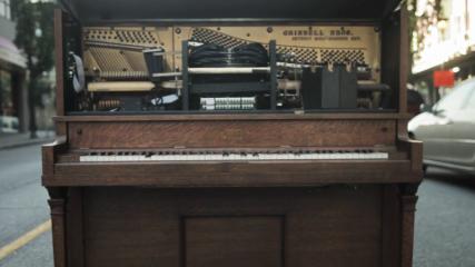 stanley le premier piano intéractif relié à twitter