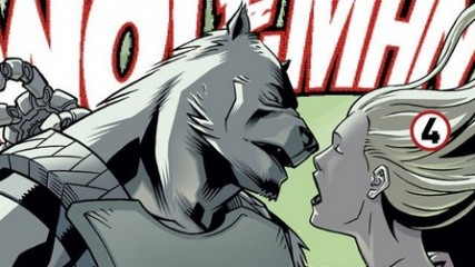 wolf-man tome 4 critique
