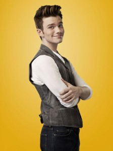 Glee - Chris Colfer aka Kurt
