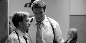 Nathan Fillion dans Much Ado About Nothing