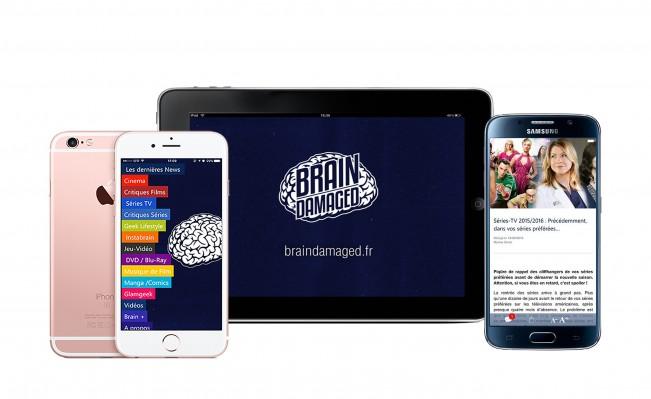 application mobile toute marque image presentation