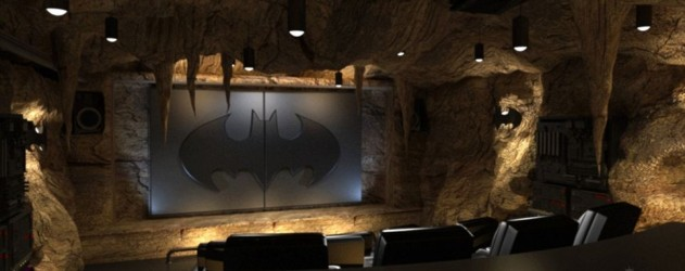 2 millions de dollars la batcave priv e brain damaged. Black Bedroom Furniture Sets. Home Design Ideas