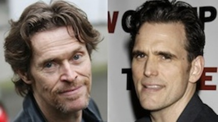 willem dafoe matt dillon