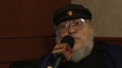 george rr martin voudrait faire un film doctor strange mais a beaucoup d'exigences