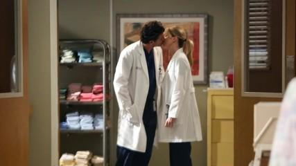 """Grey""""s Anatomy - Meredith et Derek"""
