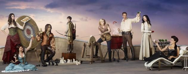 infos sur la saison 2 de Once Upon A Time