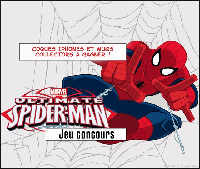 Ultimate Damaged Spider XdLe Disney JeuBrain Sur Man CxdsQthr