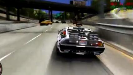 mod GTA IV Retour vers le futur