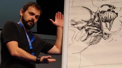 Rafael Albuquerque interview par Brain Damage