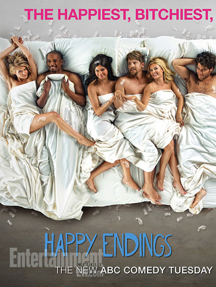 Happy Endings (2012) [Saison 03 Vostfr] [E01 a 21/??] HDTV + HD