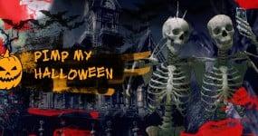 pimp my halloween  geeky deco
