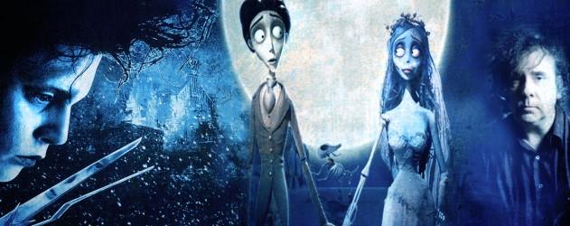 Tim Burton Edward Aux Mains D Argent Et Les Noces Funebres Brain Damaged
