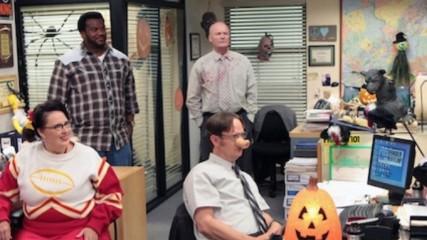 the office-halloween
