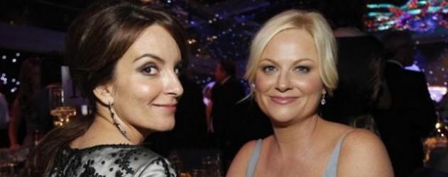 tina fey et amy pohler animeront les golden globes 2013