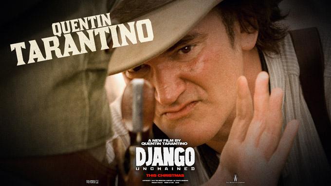 Django Unchained Tarantino Utilise T Il Trop Le Mot