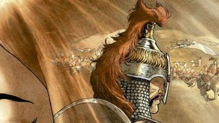 Le vent des Khazars la critique bd