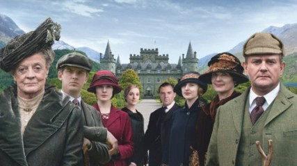 downton abbey xmas promo
