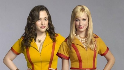 2-broke-girls critique mi-saison