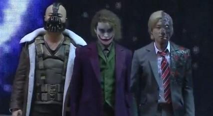 Banes Double Face Le Joker